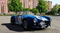 Shelby Cobra 427 (Blue Competition)