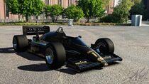 Lotus 98T (DeLonghi 12)
