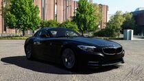 BMW Z4 E89 (Black)