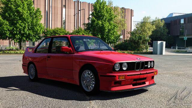 File:BMW M3 E30 (Cinnabar Red).jpg