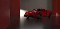 Alfa Romeo Concept Retrofutura 33 2