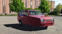 Reliant Robin Mk I (Antique Red)
