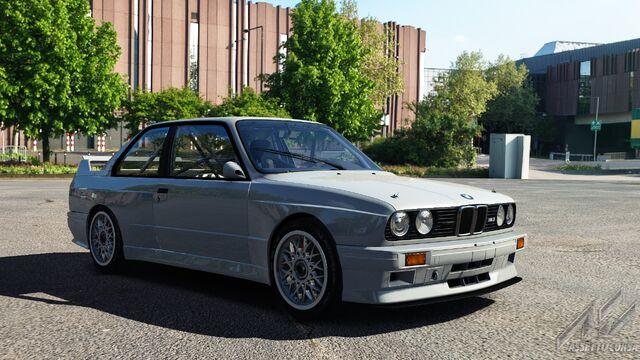 File:BMW M3 E30 Group A (Salmon Silver Metallic).jpg