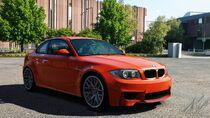 BMW 1M E82 (Orange)