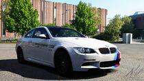BMW M3 E92 (BMW Academy)