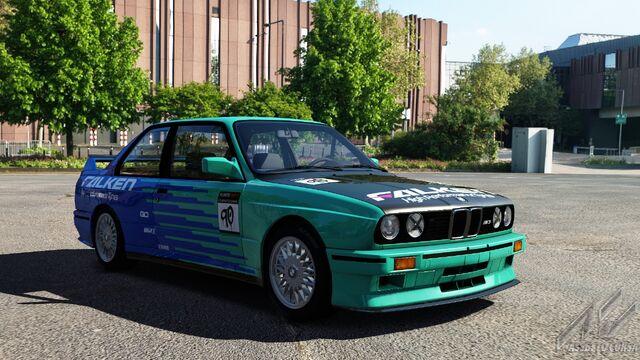 File:BMW M3 E30 Drift (Falken).jpg