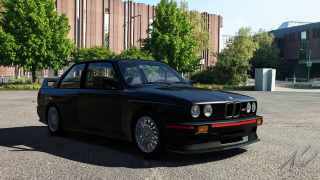 File:BMW M3 E30 (Jet Black).jpg
