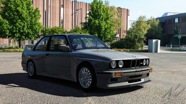 File:BMW M3 E30 (Nogaro Silver Metallic).jpg