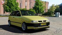 Seat Ibiza (Yellow)