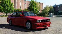 BMW M3 E30 (Brilliant Red)