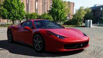 Ferrari 458 Italia (Rosso Scuderia)