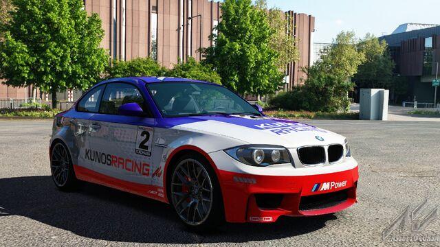 File:BMW 1M E82 (Kunos Racing).jpg