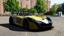 Lotus 2-Eleven (Yellow-Black)