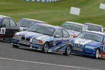 BMW E36 Compact Cup Car