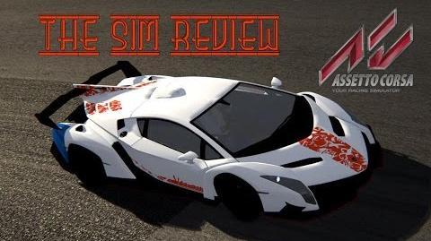 Assetto Corsa Lamborghini Veneno mod download always updated