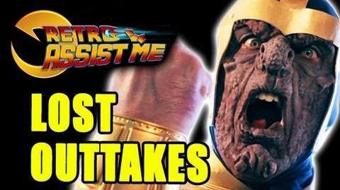 Retro Assist Me The Lost Outtakes