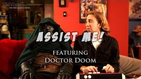 Marvel Vs Capcom 3 The Online Warrior 'Assist Me!' feat. Dr