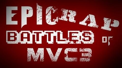 Epic Rap Battles of MVC3 WESKER vs DOOM (Extended) *PARODY*
