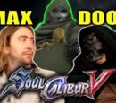 Max and Doom Play Soul Calibur V