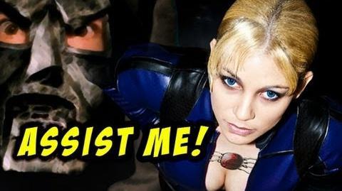 'ASSIST ME!' Featuring Jill Valentine Part 2 FINALE (Marvel vs Capcom 3 Dramatic Tutorial)