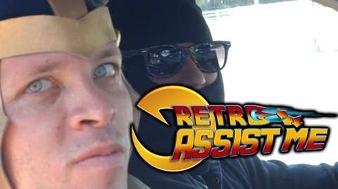 RETRO ASSIST ME OUTTAKES! Part 1