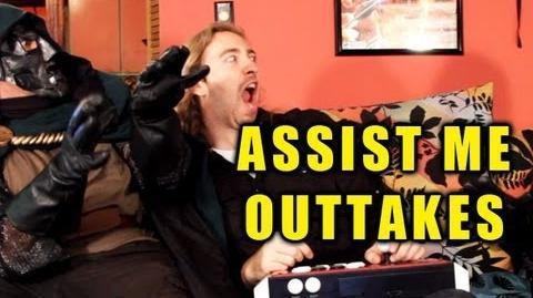 Ultimate Assist Me Outtakes - Part 2