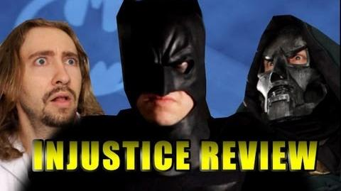 INJUSTICE Video Review by Maximilian