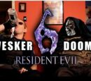 Doom and Wesker watch Resident Evil 6 Trailer 2