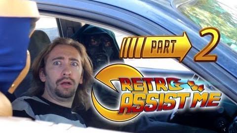 RETRO ASSIST ME! Part 2 (Marvel vs Capcom Origins Tutorial Movie)