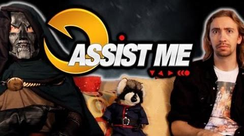 'ASSIST ME!' - Rocket Raccoon and Frank West Ultimate Marvel vs Capcom 3 Live Action Tutorial