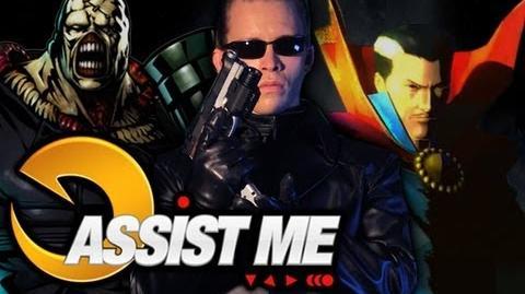 'ASSIST ME!' - Nemesis and Dr