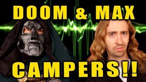 Doom & Max Play MW3 Episode 2 'CAMPERS!!'