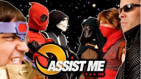 ASSIST ME! Season Finale - Taskmaster Part 2-0