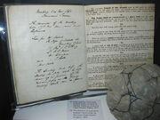 Original laws of the game 1863