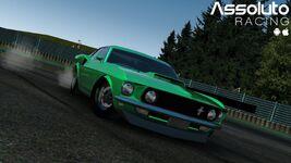 Assoluto racing ford mustang boss 429