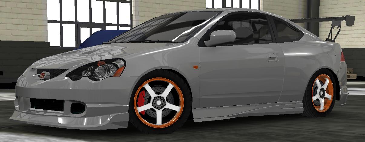 Honda Integra Type R Bonus Edition