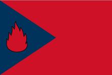 Estdalmanina Flag