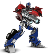 Transformers prime optimus prime ready to fire by jefimusprime-dai2qeq