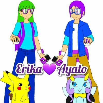 Erika & Ayato
