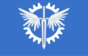 Holy Roman Flag