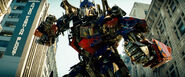 Optimus Prime movie version