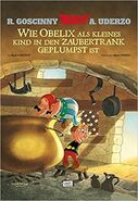 Cover Obelix Zaubertrank