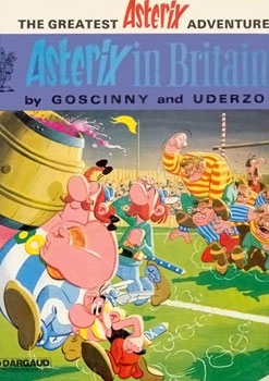 Asterix And The Golden Sickle Pdf