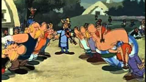 Astérix le Gaulois - Danse gauloise...