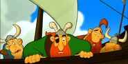 Pirates (Asterix and the Vikings (2))