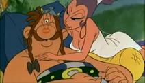 Siren Kisses Obelix