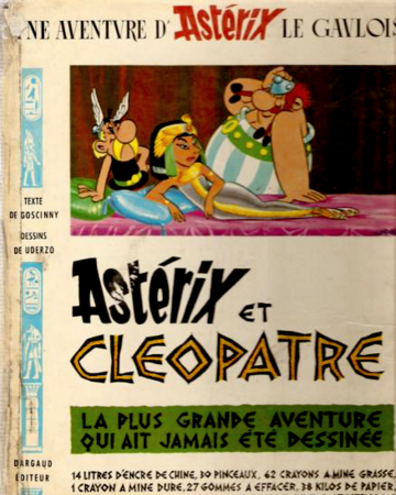 Asterix And Cleopatra The Asterix Project Fandom