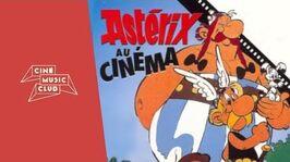 Astérix au Cinéma - Astérix et le coup du menhir Zonked (Version Anglaise)