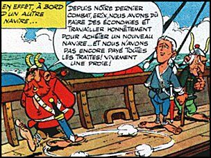Recurring characters in Asterix | The Asterix Project
