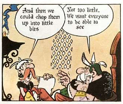 Goths asterix pdf the and